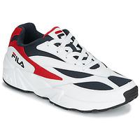 Sko Herre Lave sneakers Fila V94M LOW Hvid / Rød