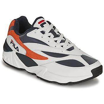 Sko Herre Lave sneakers Fila V94M R LOW Hvid / Orange