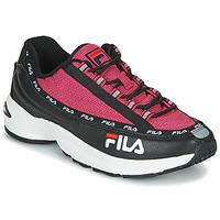 Sko Dame Lave sneakers Fila DSTR97 Sort / Pink