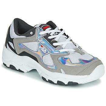 Sko Dame Lave sneakers Fila SELECT WMN Sølv