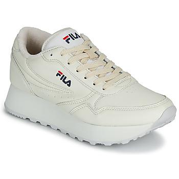 Sko Dame Lave sneakers Fila ORBIT ZEPPA L WMN Beige
