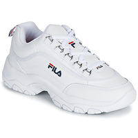Sko Dame Lave sneakers Fila STRADA LOW WMN Hvid
