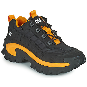 Sko Lave sneakers Caterpillar INTRUDER Sort