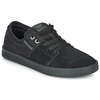 Sko Lave sneakers Supra STACKS II Sort