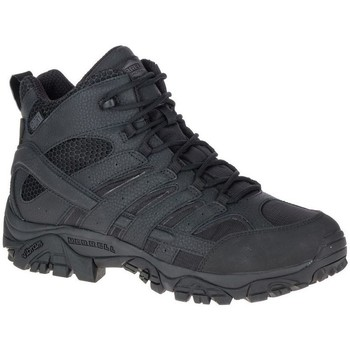 Sko Herre Vandresko Merrell Moab 2 Mid Tactical Waterproof Sort