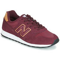 Sko Lave sneakers New Balance 373 Bordeaux