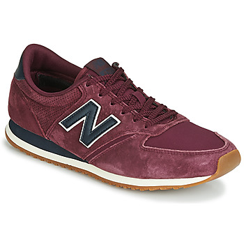 Sko Lave sneakers New Balance 420 Bordeaux