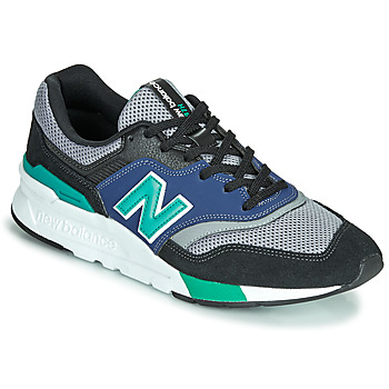 Sko Herre Lave sneakers New Balance 997 Sort / Blå