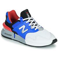 Sko Herre Lave sneakers New Balance 997 Hvid / Blå