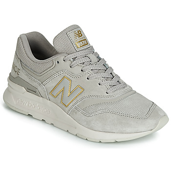 Sko Dame Lave sneakers New Balance 997 Grå