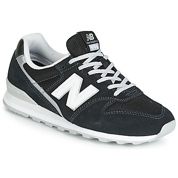 Sko Dame Lave sneakers New Balance 996 Sort