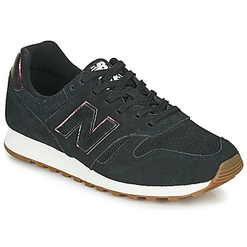 Sko Dame Lave sneakers New Balance 373 Sort