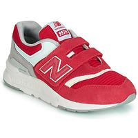 Sko Børn Lave sneakers New Balance 997 Rød