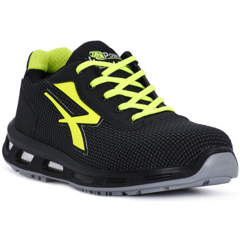 Sko Herre Lave sneakers U Power PRIME S3 Grigio