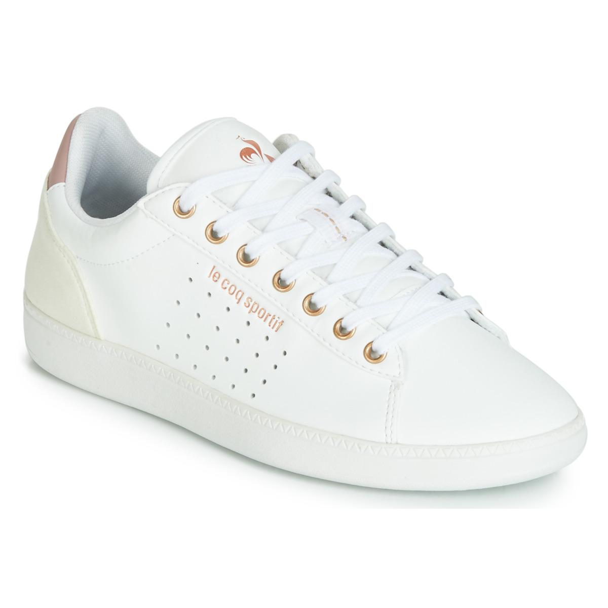 Sneakers Le Coq Sportif  COURTSTAR W BOUTIQUE