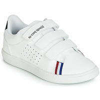 Sko Børn Lave sneakers Le Coq Sportif COURTSTAR PS SPORT BBR Hvid