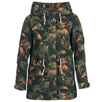 textil Dame Parkaer Only ONLNEW DEMI Kaki