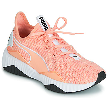 Sko Dame Lave sneakers Puma WNS DEFY.PEACH Orange