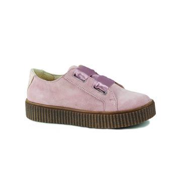 Sko Pige Lave sneakers Catimini CAVANILLE Cvv / Pink / Dpf /  2892