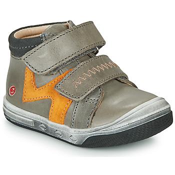 Sko Dreng Høje sneakers GBB OGROU Grå