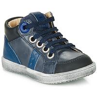 Sko Dreng Høje sneakers GBB ANGELITO Blå