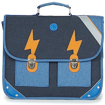 Tasker Børn Skoletasker GBB CAMARI Blå