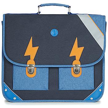 Tasker Børn Skoletasker GBB JASCOT Blå