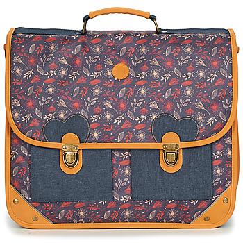 Tasker Børn Skoletasker GBB JASCOT - 41CM Blå