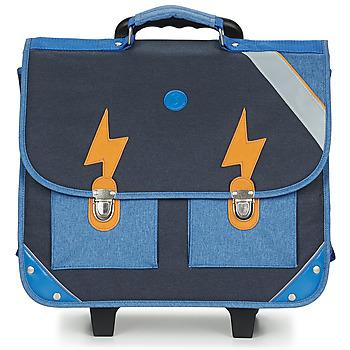 Tasker Dreng Rygsække / skoletasker med hjul GBB FANOU Blå