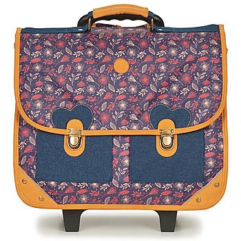 Tasker Børn Rygsække / skoletasker med hjul GBB FANOU Blå