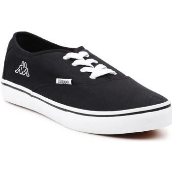 Sko Herre Lave sneakers Kappa Home 241446-1110 black