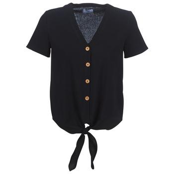 textil Dame Toppe / Bluser Betty London KOUDILE Sort
