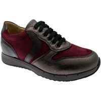 Sko Dame Lave sneakers Calzaturificio Loren LOC3818bo tortora