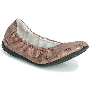 Sko Pige Ballerinaer Ramdam LIBRE Bronze