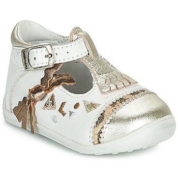 Sko Pige Ballerinaer Catimini CANETTE Hvid