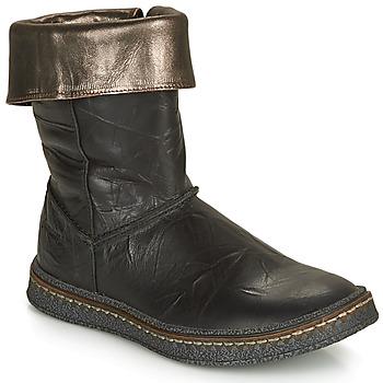 Sko Pige Chikke støvler Ramdam CRACOVIE Sort