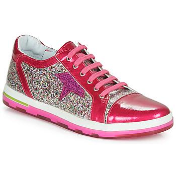 Sko Pige Lave sneakers Ramdam KASAI Pink