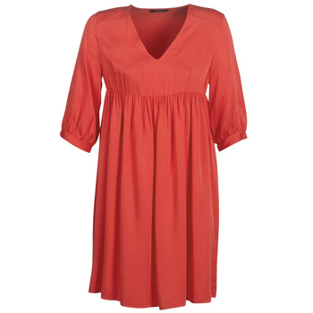 textil Dame Korte kjoler Only ONLVICTORIA Rød
