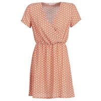 textil Dame Korte kjoler Only ONLTULIPE Orange