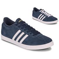 Sko Dame Lave sneakers adidas Originals COURTSET N AVY Marineblå