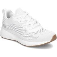 Sko Dame Lave sneakers Skechers Glam League Hvid