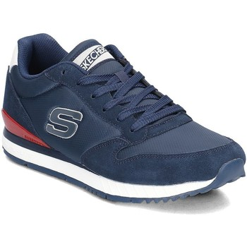 Sko Herre Lave sneakers Skechers Sunlite Waltan