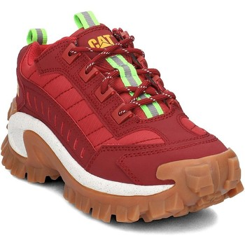 Sko Dame Lave sneakers Caterpillar Intruder Rød