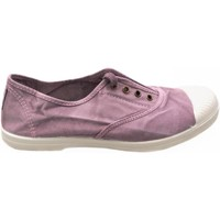 Sko Dame Lave sneakers Natural World NAW102E633au grigio