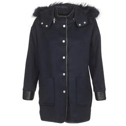 textil Dame Frakker Suncoo ELFIE Marineblå
