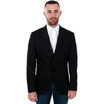 textil Herre Jakker / Blazere Jack & Jones 12146072 JPRHUGO TUX BLAZER BLACK Negro