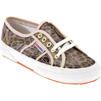 Sko Dame Lave sneakers Superga  Brun