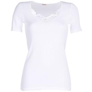 Undertøj Dame  Damart CLASSIC GRADE 3 Hvid