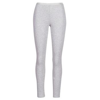 textil Dame Leggings Damart FANCY KNIT GRADE 5 Grå