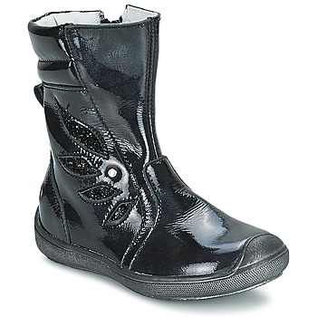 Sko Pige Chikke støvler GBB LIVIANA Sort